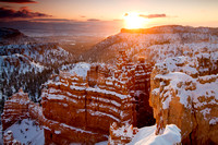 Bryce Canyon NP, Winter 1