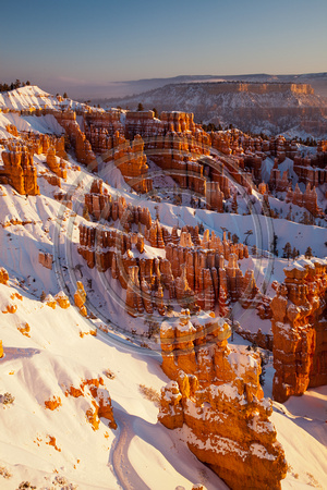 Bryce Canyon, Winter 8